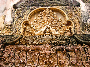 Angkor Carvings