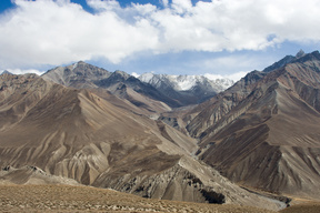 In the Pamirs