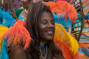Notting Hill Carnival 2008