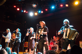 The Mekons at the Bell House